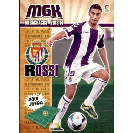 Rossi Nuevos Fichajes Valladolid 496 Megacracks 2013-14