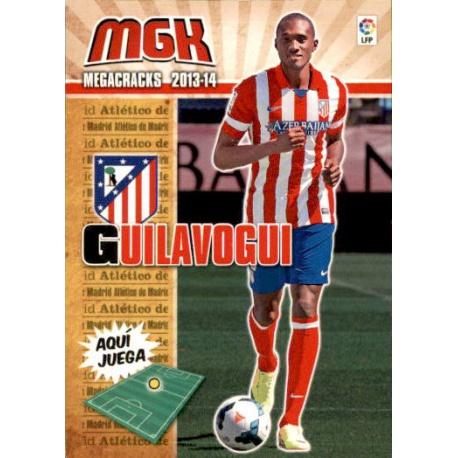 Guilavogui Nuevos Fichajes Atlético Madrid 499 Megacracks 2013-14