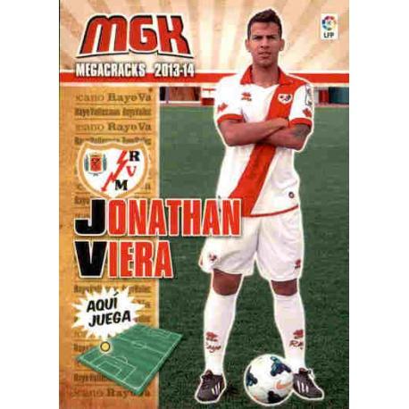 Jonathan Viera Nuevos Fichajes Rayo Vallecano 502 Megacracks 2013-14