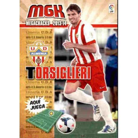 Torsiglieri Fichas Bis Almeria 7 Bis Megacracks 2013-14