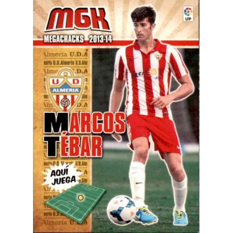 Marcos Tébar Fichas Bis Almeria 9 Bis Megacracks 2013-14