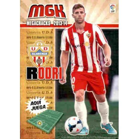 Rodri Fichas Bis Almeria 16 Bis Megacracks 2013-14