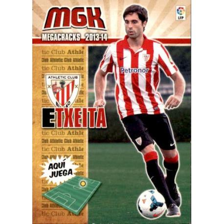 Etxeita Fichas Bis Athletic Club 22 Bis Megacracks 2013-14