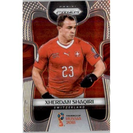 Xherdan Shaqiri Switzerland 247 Prizm World Cup 2018