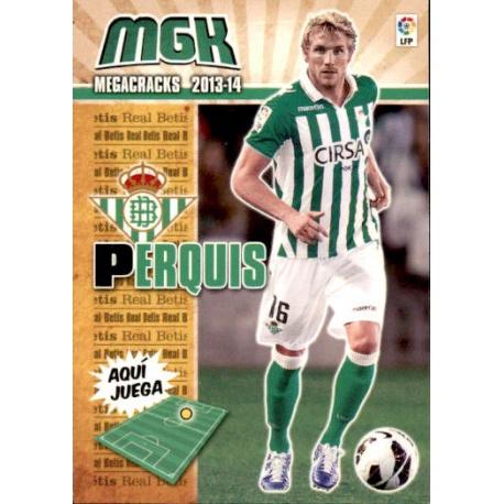 Perquis Fichas Bis Betis 78 Bis Megacracks 2013-14