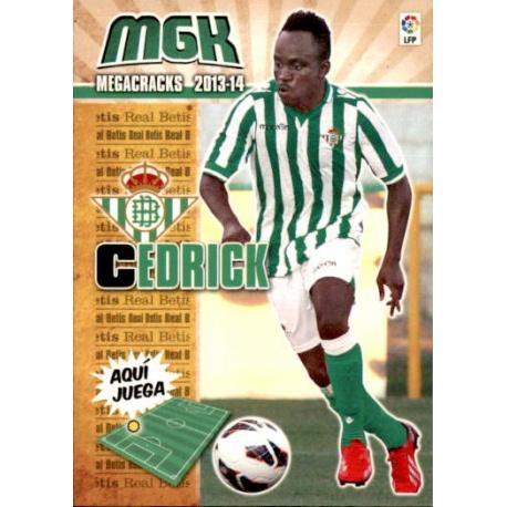 Cedrick Fichas Bis Betis 87 Bis Megacracks 2013-14
