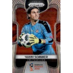Yann Sommer Switzerland 248