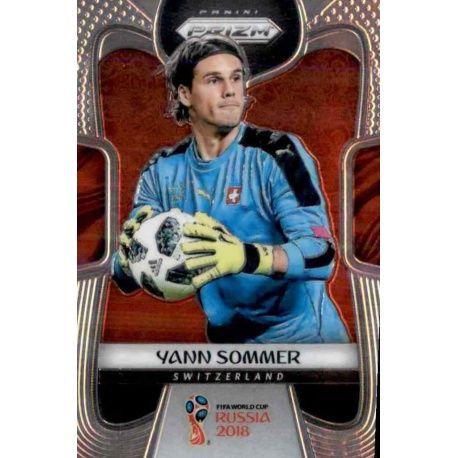 Yann Sommer Switzerland 248 Prizm World Cup 2018