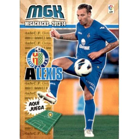 Alexis Fichas Bis Getafe 149 Bis Megacracks 2013-14
