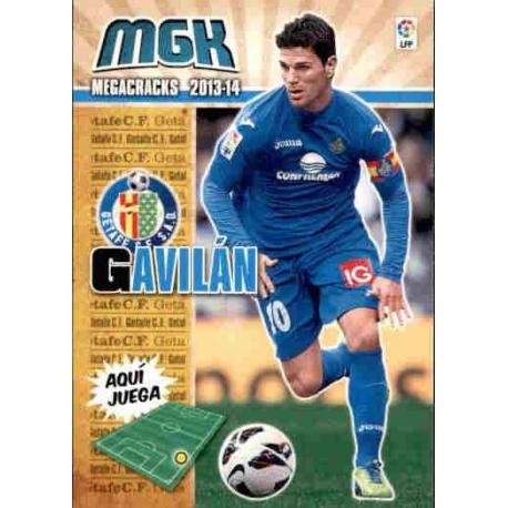 Gavilán Fichas Bis Getafe 159 Bis Megacracks 2013-14