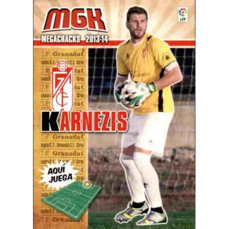 Karnezis Fichas Bis Granada 165 Bis Megacracks 2013-14