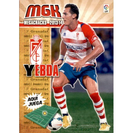 Yebda Fichas Bis Granada 171 Bis Megacracks 2013-14