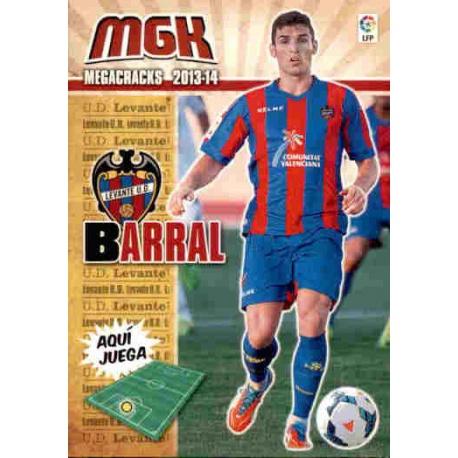 Barral Fichas Bis Levante 195 Bis Megacracks 2013-14