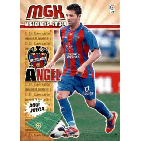 Ángel Fichas Bis Levante 198 Bis Megacracks 2013-14