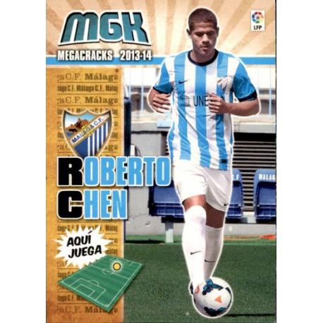 Roberto Chen Fichas Bis Málaga 220 Bis Megacracks 2013-14