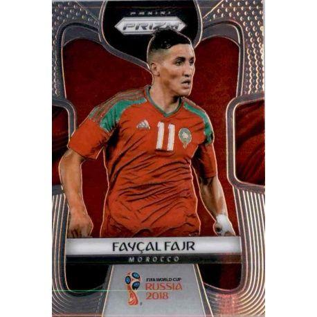 Faycal Fajr Morocco 249 Prizm World Cup 2018