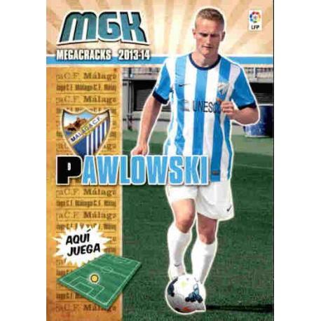 Pawlowski Fichas Bis Málaga 232 Bis Megacracks 2013-14