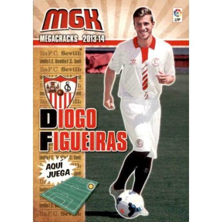 Diogo Figueiras Fichas Bis Sevilla 293 Bis Megacracks 2013-14