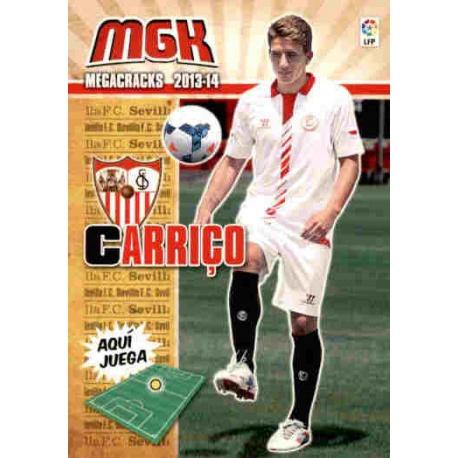 Carriço Fichas Bis Sevilla 297 Bis Megacracks 2013-14