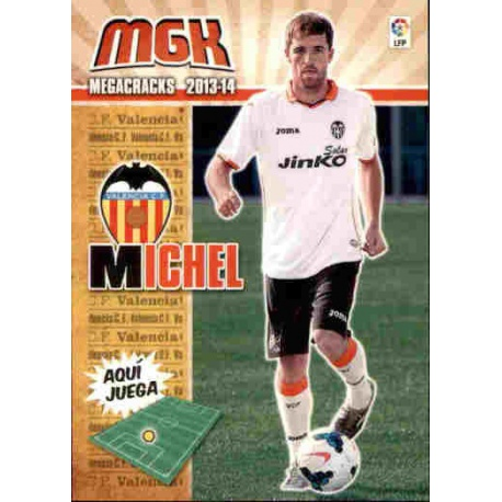 Michel Fichas Bis Valencia 322 Bis Megacracks 2013-14