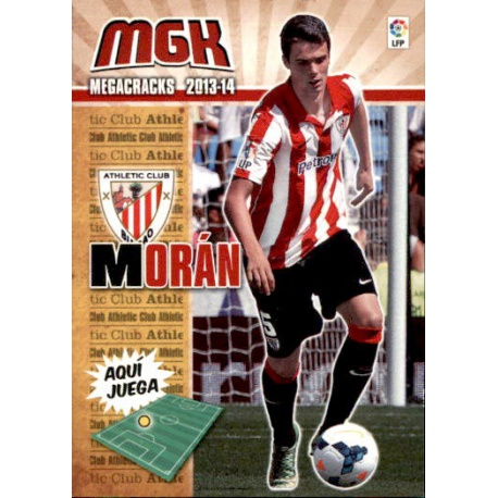 Morán Fichas Bis Athletic Club 29 Bis Megacracks 2013-14