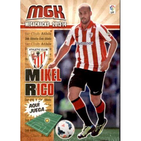 Mikel Rico Fichas Bis Athletic Club 32 Bis Megacracks 2013-14