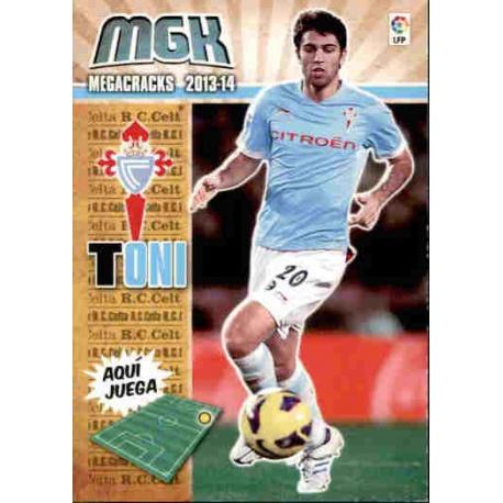 Toni Fichas Bis Celta 96 Bis Megacracks 2013-14