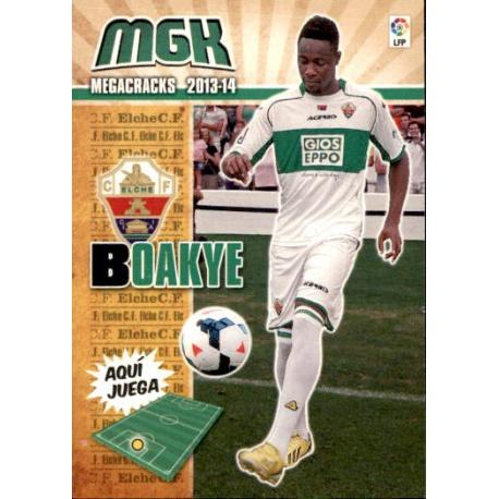 Boakye Fichas Bis Elche 126 Bis Megacracks 2013-14