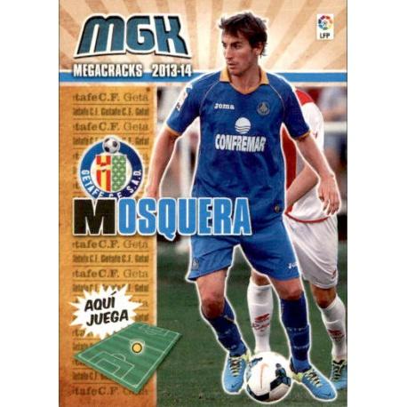 Mosquera Fichas Bis Getafe 156 Bis Megacracks 2013-14