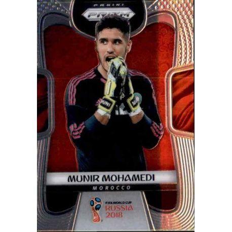 Munir Mohamedi Morocco 252 Prizm World Cup 2018