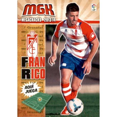 Fran Rico Fichas Bis Granada 172 Bis Megacracks 2013-14