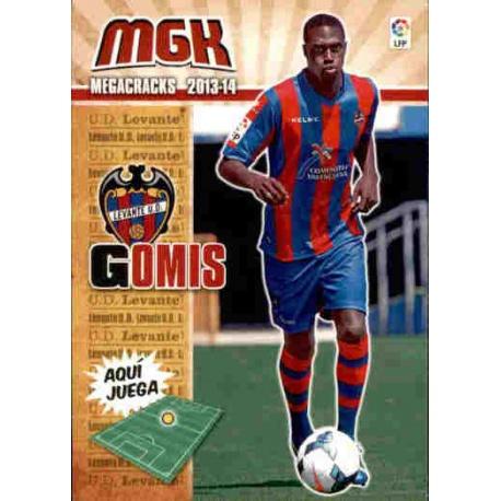 Gomis Fichas Bis Levante 190 Bis Megacracks 2013-14