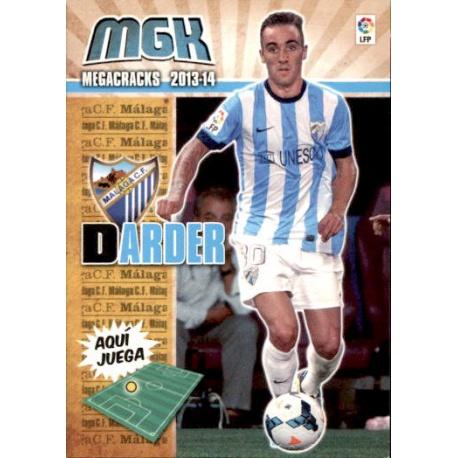 Darder Fichas Bis Málaga 228 Bis Megacracks 2013-14