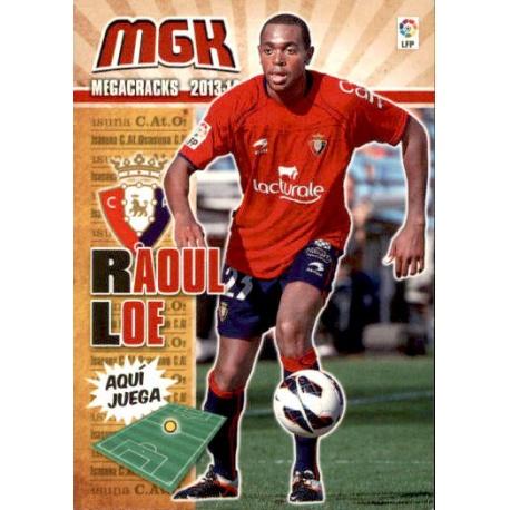Raoul Loe Fichas Bis Osasuna 244 Bis Megacracks 2013-14