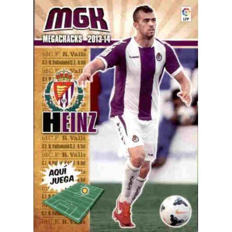Heinz Fichas Bis Valladolid 330 Bis Megacracks 2013-14