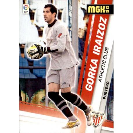 Gorka Iraizoz Athletic Club 2 Megacracks 2012-13