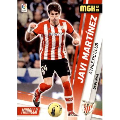 Javi Martínez Athletic Club 5 Megacracks 2012-13