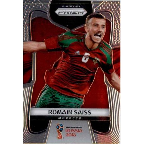 Romain Saiss Morocco 255 Prizm World Cup 2018