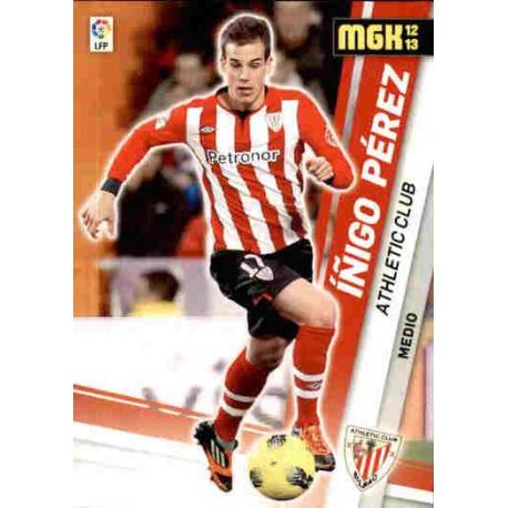 Iñigo Pérez Athletic Club 12 Megacracks 2012-13