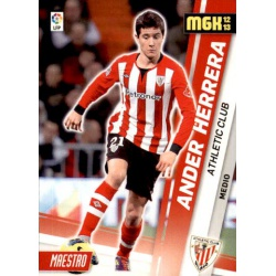 Ander Herrera Athletic Club 14 Megacracks 2012-13
