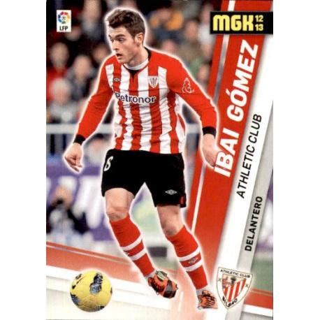 Ibai Gómez Athletic Club 16 Megacracks 2012-13