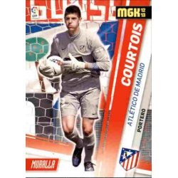 Courtois Atlético Madrid 20 Megacracks 2012-13