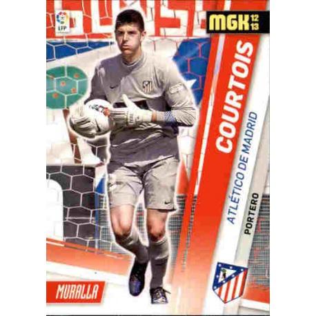 Courtois Atlético Madrid 20 Megacracks 2012-13