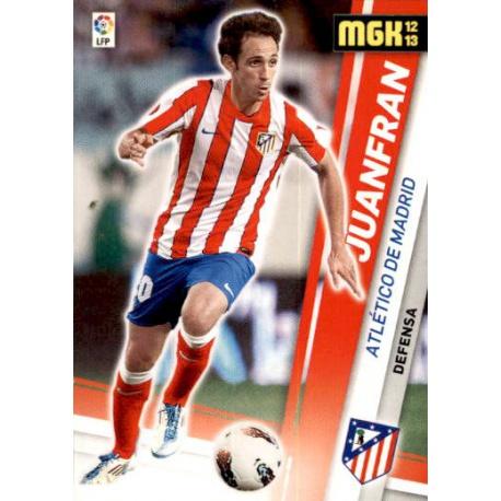 Juanfran Atlético Madrid 21 Megacracks 2012-13