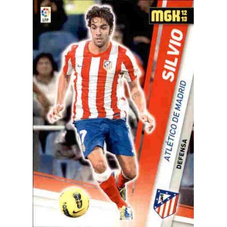 Silvio Atlético Madrid 22 Megacracks 2012-13