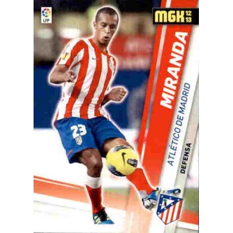 Miranda Atlético Madrid 23 Megacracks 2012-13