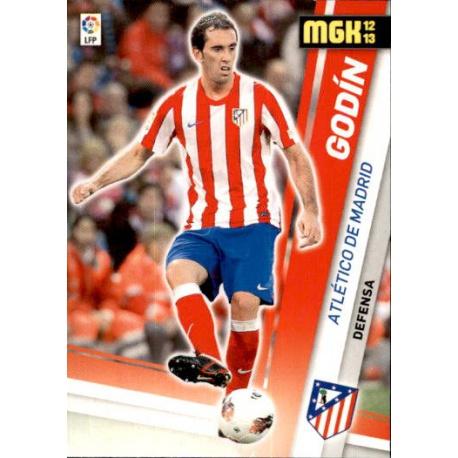 Godin Atlético Madrid 24 Megacracks 2012-13