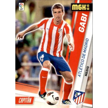 Gabi Atlético Madrid 27 Megacracks 2012-13