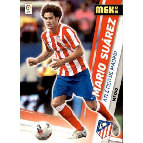 Mario Suárez Atlético Madrid 28 Megacracks 2012-13