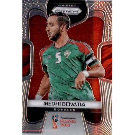Medhi Benatia Morocco 257 Prizm World Cup 2018